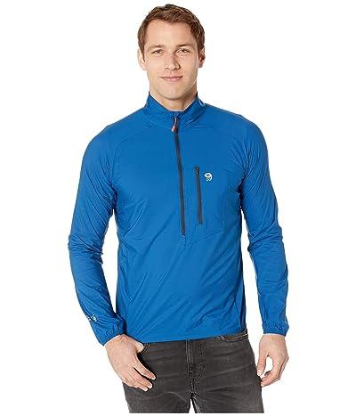 Mountain Hardwear Kor Preshelltm Pullover (Nightfall Blue) Men