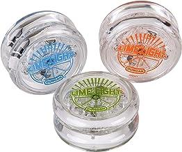 Duncan Toys Limelight LED Light-Up Yo-Yo, Beginner Level Yo-Yo with LED Lights, Varying..