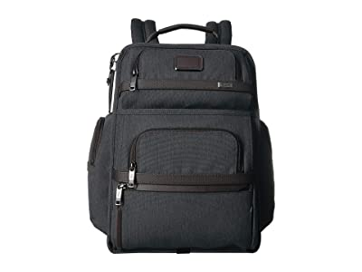 Tumi Alpha 3 Brief Pack(r) (Anthracite) Backpack Bags