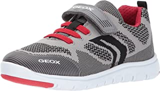 Geox Kids' Xunday BOY 5 Sneaker