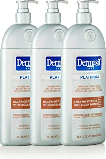 Dermasil Skin Lotion (Cocoa Butter Lotion - Pack of 3)