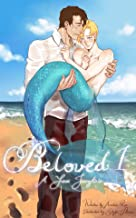 Out of the Sea: A Yaoi Merman Fairytale (Beloved Book 1)