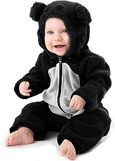 black bear costume for kids
