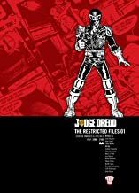Judge Dredd: The Restricted Files 01 (English Edition)