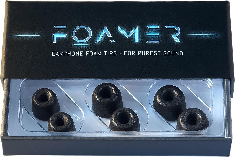 Foamer Csy 3 Paar Noise Cancelling Schaum Ohrpolster Elektronik