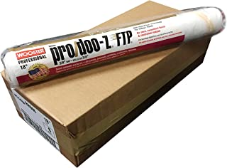 Wooster Brush RR666 18 inch Pro/Doo-Z FTP 3/8 inch Nap Roller Cover - Pack of 6