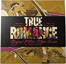 True Romance OST - Gun Metal Grey Pressing [vinyl] Hans Zimmer