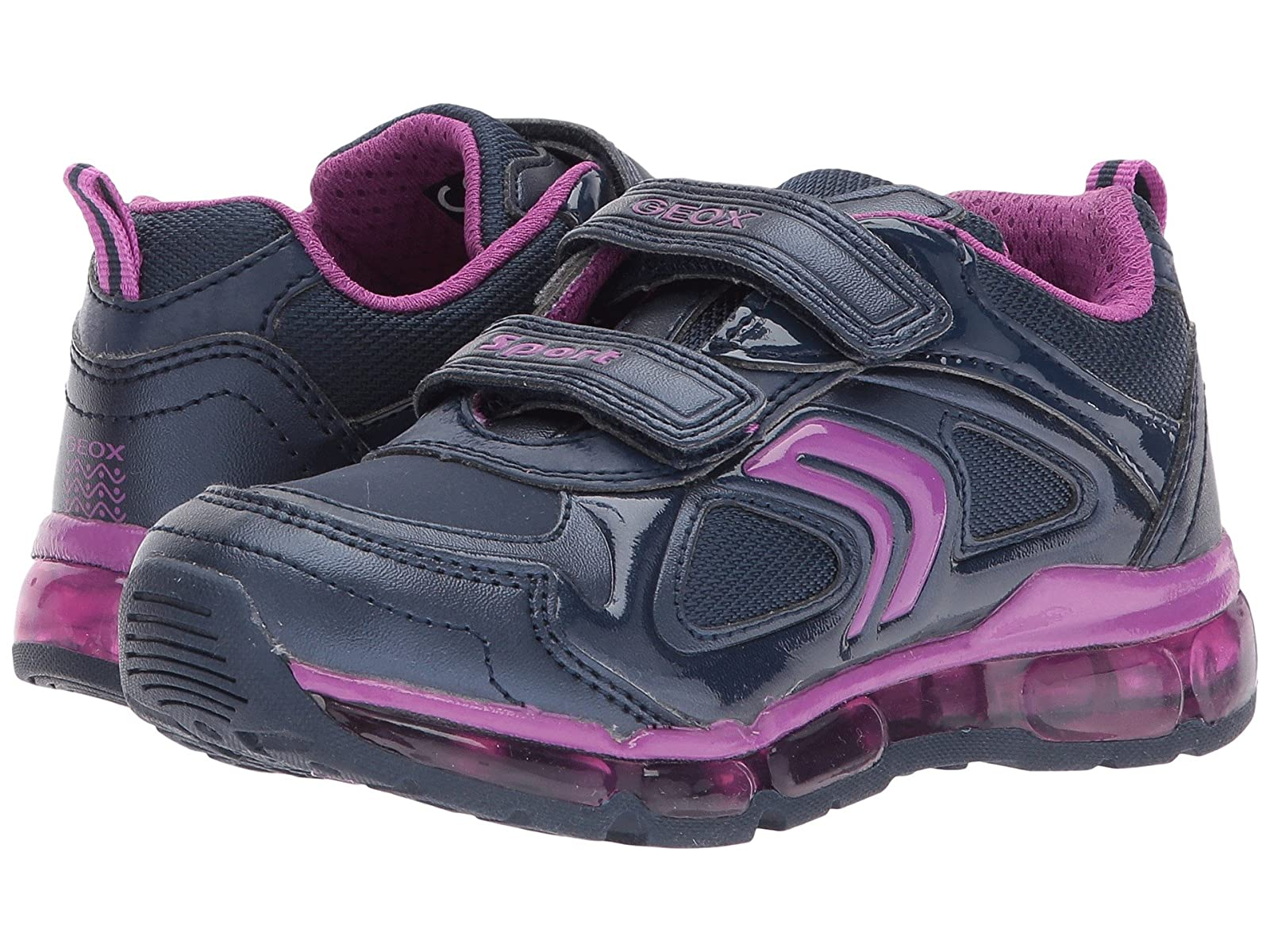 Geox Kids JR Android Girl 12 (Toddler/Little Kid)Cheap and distinctive eye-catching shoes
