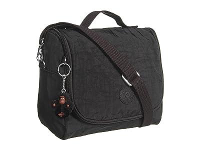 Kipling Kichirou Lunch Bag (Black) Cross Body Handbags