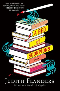 A Bed of Scorpions: A Mystery (Sam Clair Book 2)