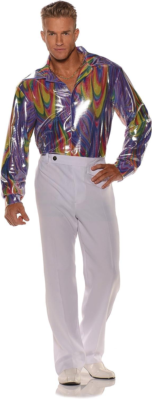 Underwraps Men's Disco Shirt Free Shipping New Portland Mall