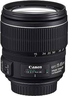 Canon EF-S 15-85 mm f/3.5-5.6 is USM (Renewed)