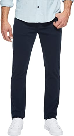 Hudson - Blake Slim Straight Twill in Polar
