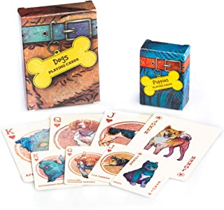 Best pack of dogs playing cards Reviews