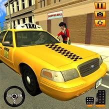 New York Passenger Taxi Driver- Car Driving Games