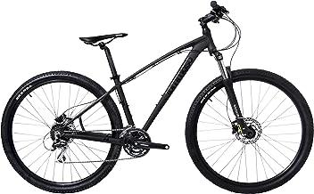 Tommaso 2019 Gran Sasso 29er Mounain Bike Hydraulic Disc Hardtail Best Looking MTB Matte Black 100mm Travel Suspension