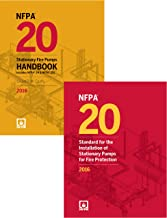 NFPA 20: Standard for the Installation of Stationary Fire Pumps for Fire Protection and Handbook Set, 2016 Edition