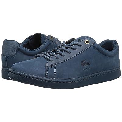 Lacoste Carnaby Evo 118 1 G (Blue) Men
