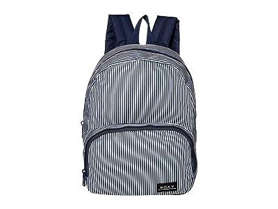 Roxy Always Core Backpack (Mood Indigo Vogia S) Backpack Bags
