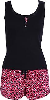 Amazon.es: pijamas leopardo