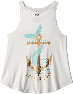 Billabong Kids - Mermaid Lost Tank Top (Little Kids/Big Kids)