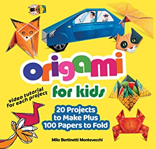 Best make paper origami animals Reviews