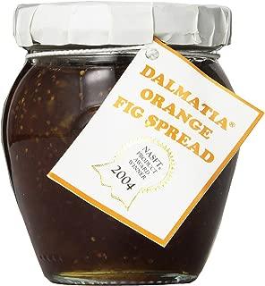 Dalmatia Orange Fig Spread (Pack of 2) 8.5 oz Jars