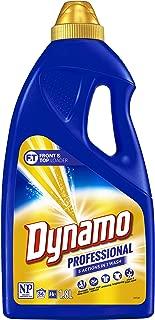 Dynamo Professional, 5 actions in 1 wash, Liquid Laundry Detergent, 36 Washloads., 1.8 liters
