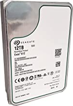 Seagate Exos 12TB Internal Hard Drive Enterprise HDD – 3.5 Inch 6Gb/s 128MB Cache for Enterprise, Data Center – Frustration Free Packaging (ST12000NM0007) (Renewed)