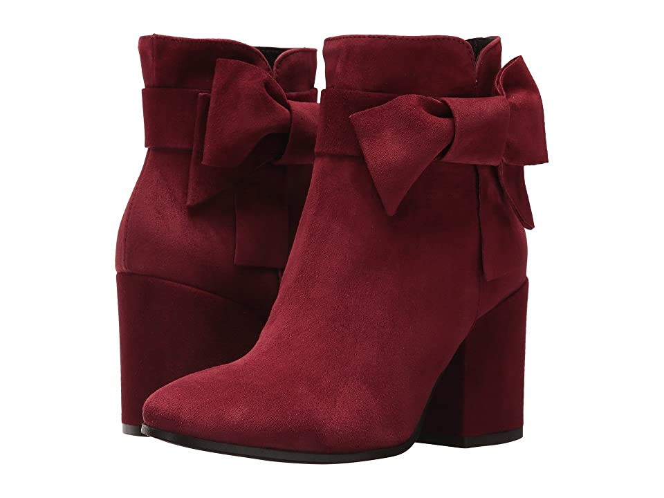 Summit by White Mountain Stevie (Burgundy Suede) Women