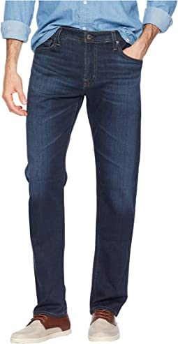 Tellis Modern Slim Leg Denim Pants in Stranger