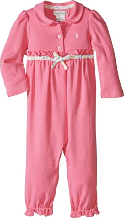 Interlock Classic One-Piece Coveralls (Infant)