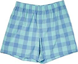 Vineyard Vines - Hideaway Check Plaid Boxer