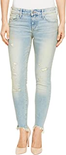 Womens Stella Skinny Jeans in Verde Village