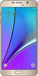 Samsung GALAXY Note 5, 32GB Gold Platinum (AT&T) - Unlocked