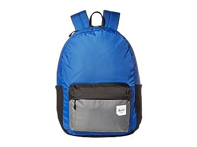 Herschel Supply Co. Rundle (Monaco Blue/Quiet Shade) Backpack Bags