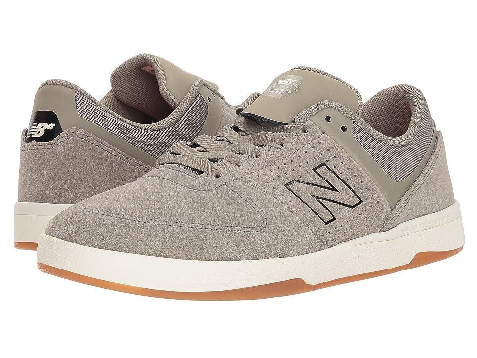 New Balance Numeric 533v2 (Olive/Gum) Men's Skate Shoes, Green