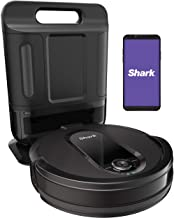 Shark IQ Robot Self-Empty XL RV1001AE, Robotic Vacuum, IQ Navigation, Home Mapping, Self-Cleaning Brushroll, Wi-Fi Connect...