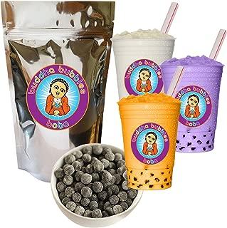 10+ Drinks Thai Boba Tea Kit: Tea Powder, Tapioca Pearls & Straws By Buddha Bubbles Boba