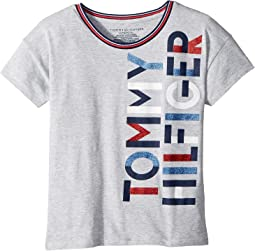 Tommy Hilfiger Kids Sporty Tee (Big Kids)