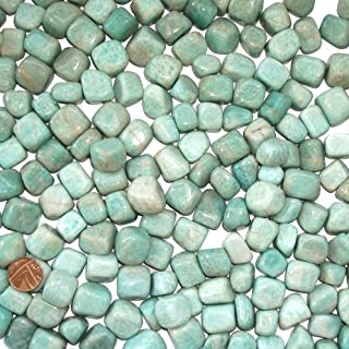 Green Cross Toad Piedra de crisocola Natural con Piedra Pulida de Cristal de Color Verde