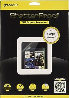 Amzer ShatterProof Screen Protector Shield for Google Nexus 7, Asus Nexus 7 (AMZ94982)
