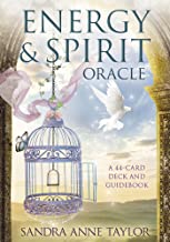Energy & Spirit Oracle: A 44-Card Deck and Guidebook