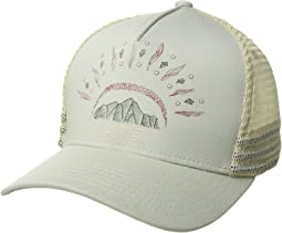 Stretch Cord Trucker Hat