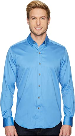 Robert Graham - Modern Americana Caruso Long Sleeve Woven Shirt