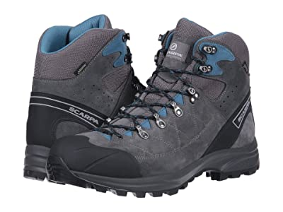 Scarpa Kailash Trek GTX (Shark Grey/Lake Blue) Men