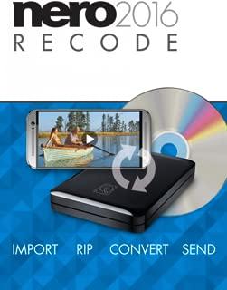 nero recode version