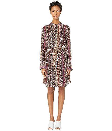 Paul Smith Scarf Print Dress