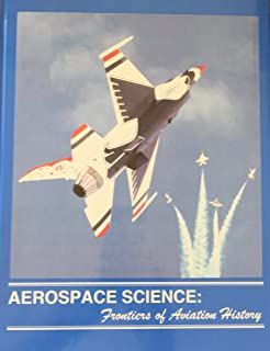 Aerospace Science:Frontiers of Aviation History,1995,hc,A.F.J.R.O.T.C