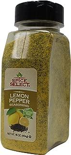 Spice Select Lemon Pepper 16oz